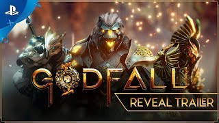 Godfall | Reveal Trailer | Ps5