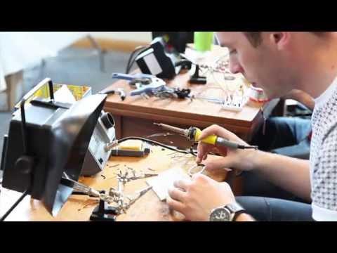 Dublin Hardware Hackathon 2014 - Highlights #HackDublin