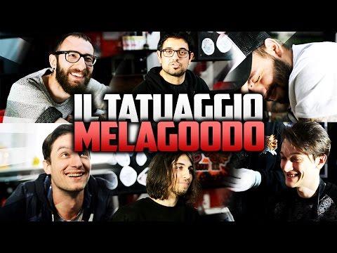 IL TATUAGGIO MELAGOODO ♥
