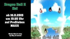 Dragonball Z Kai ab 16. November 2015 auf ProSieben MAXX