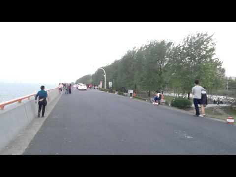 Qian Tiang RIver Hangzhou Normal University Xiasha Hangzhou ZHejiang China