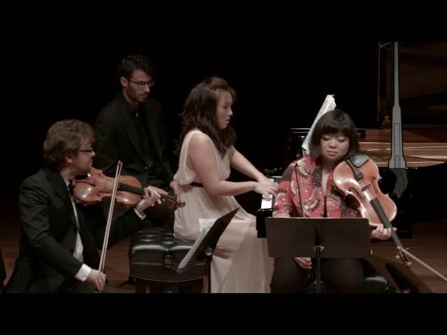 Strauss: Piano Quartet in C minor, Op. 13, III. Andante