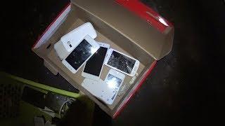 Мои находки в мусорных баках! Смартфоны! Телевизор! И многое другое!