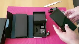 Samsung Note 8 розпакування