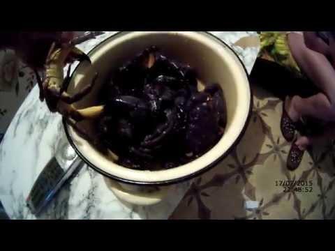 Как варить кальмаров. Сколько варить кальмаров. Рецепт из