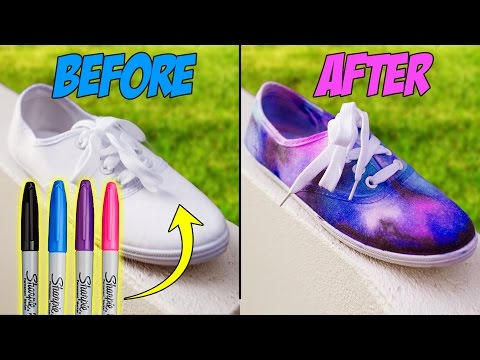 Thumbnail: DIY Clothes Using SCHOOL SUPPLIES!! DIY Ideas & Outfits for Fun & SCHOOL!