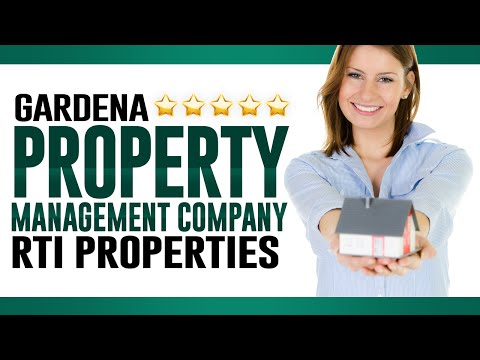 Gardena Property Management Company