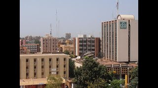 Ouagadougou The Capital City Burkina faso 2020 (We...