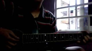 Lưng chừng hạnh phúc - Bảo Thy [guitar cover]