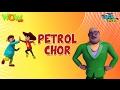 Petrol Chor - Chacha Bhatija - Wowkidz - 3D Animation Cartoon for Kids| As seen on Hungama TV