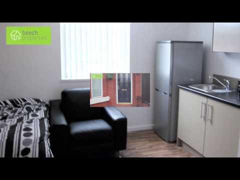 Beech Properties - 1 Bedroom Student Accommodation F2