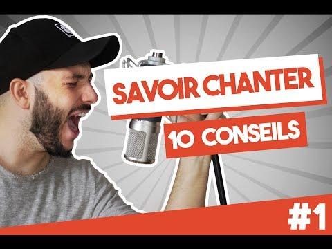 10 CONSEILS POUR BIEN CHANTER !