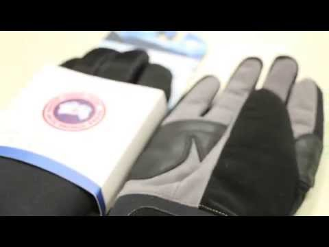 Need Warm Winter Gloves? - Canada Goose Driving Gloves - In-Depth Review