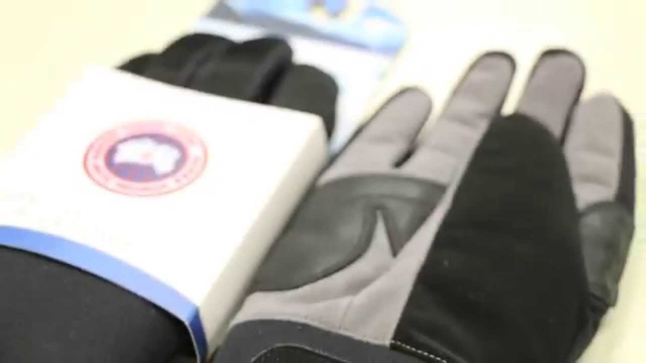 Driving gloves winter - Need Warm Winter Gloves Canada Goose Driving Gloves In Depth Review