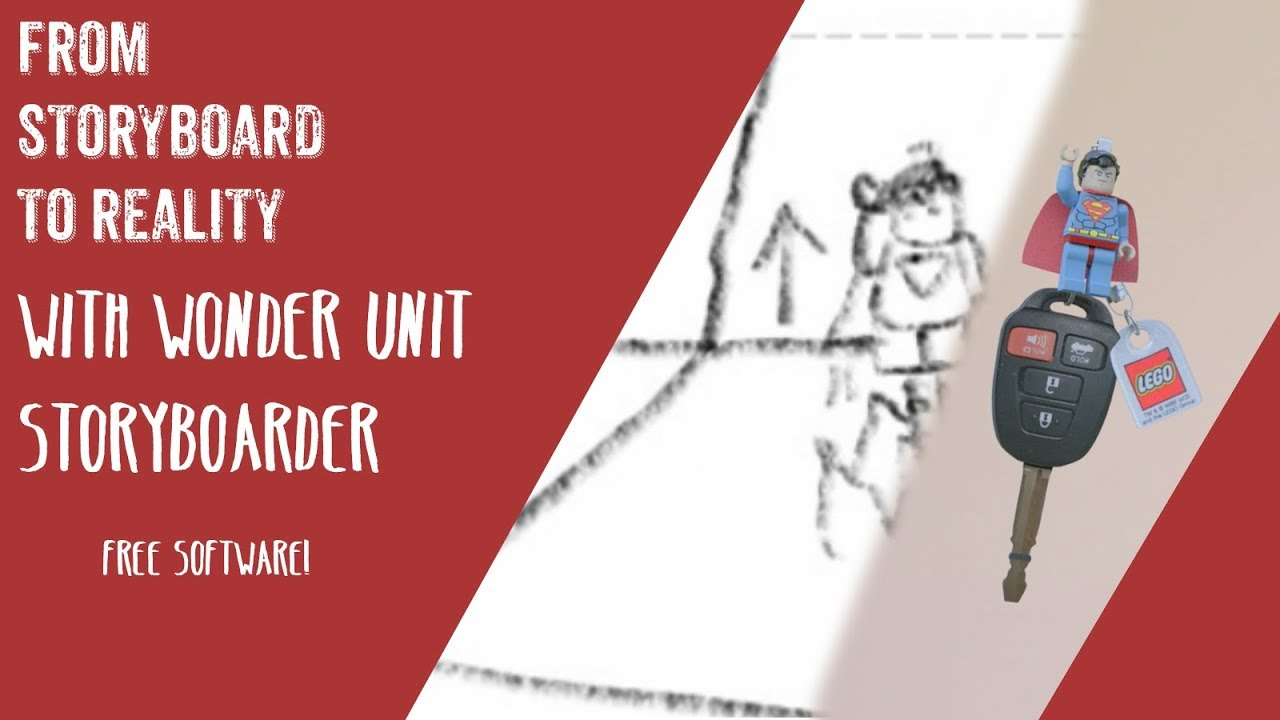 Storyboarder by Wonder Unit Review - Story Board Software
