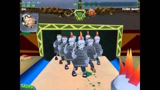 Zombie Bowl-O-Rama Gameplay PC/HD