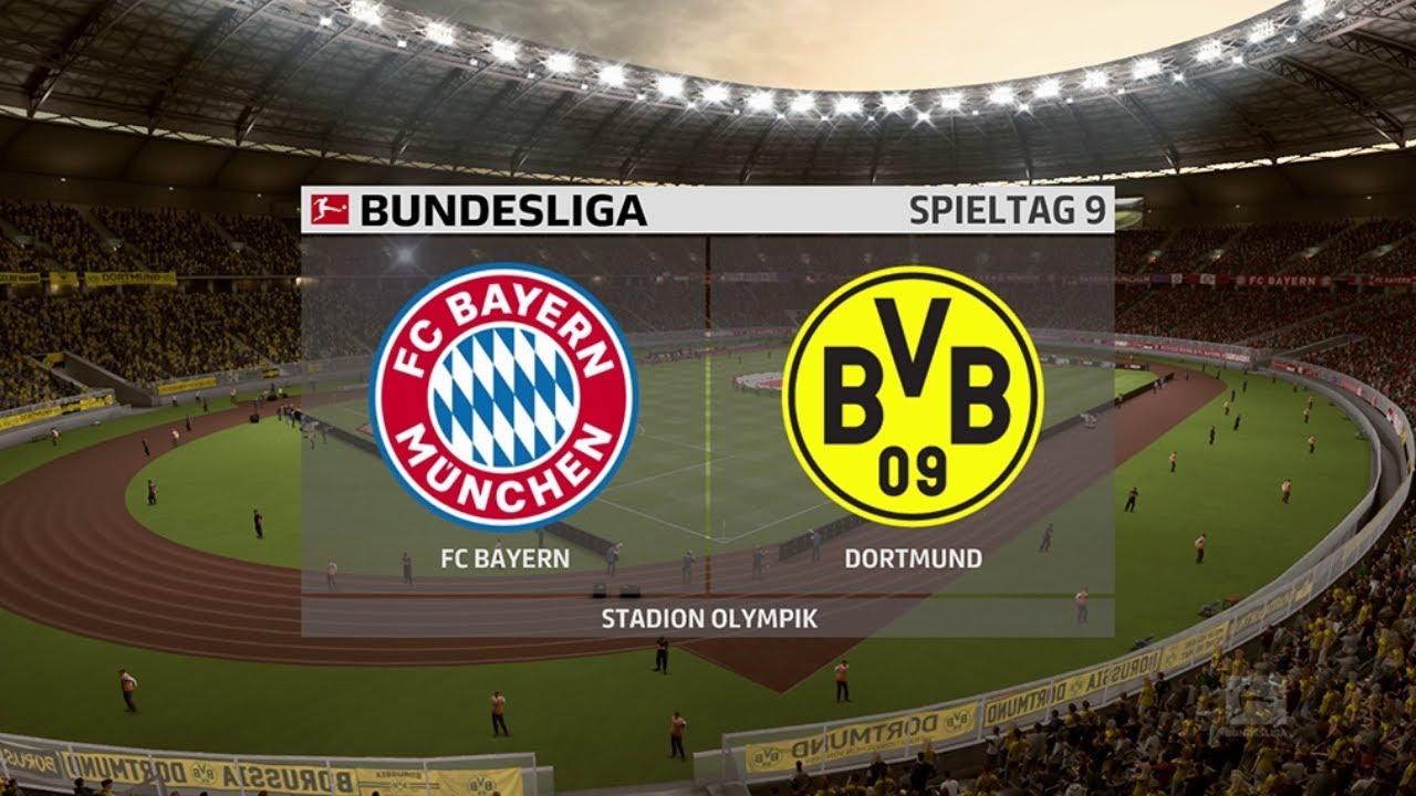 FIFA 20: FC Bayern vs. Borussia Dortmund | kicker eSport