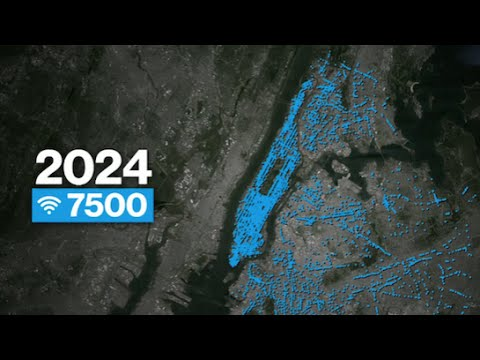 Free Wifi Nyc Map.Here S How New York City S Free Wifi Program Works Youtube
