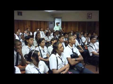 Sci High Panama Trip June 2015