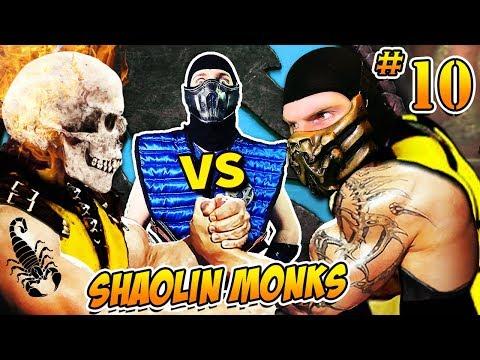 Scorpion and Sub Zero play - Mortal Kombat: Shaolin Monks - part 10! thumbnail