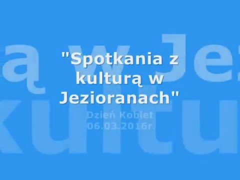 MOK Jeziorany - 6 marca