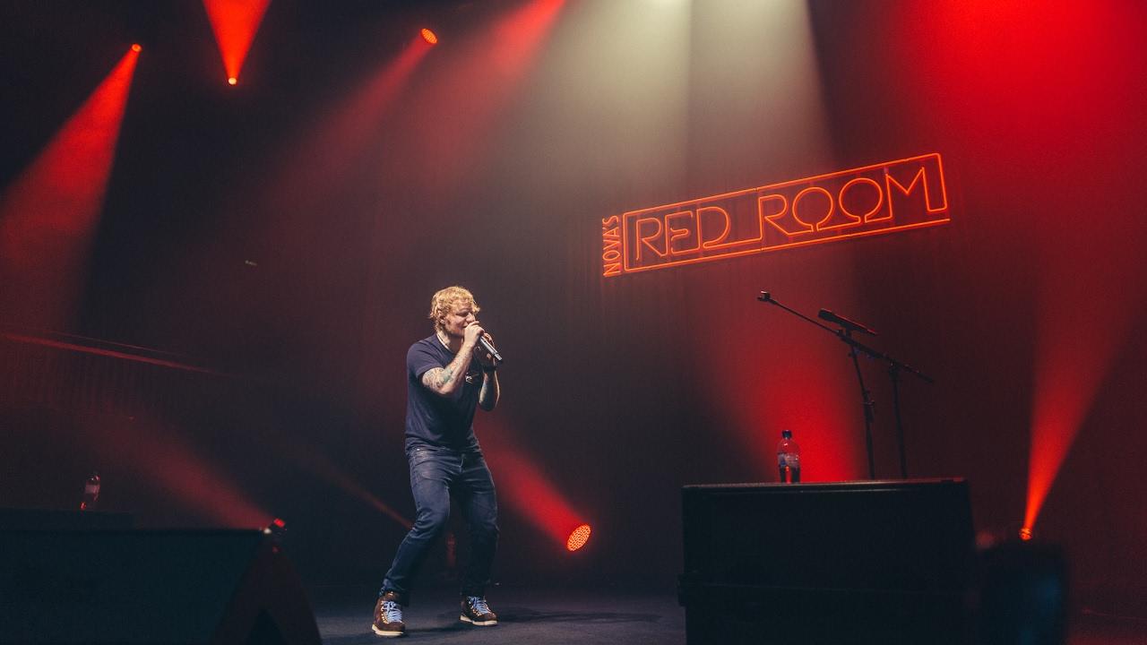 Youtube Ed Sheeran Live Room