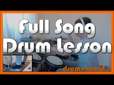 ★ Welcome To The Jungle (Guns N' Roses) ★ Drum Lesson PREVIEW | How To Play Song (Steven Adler)