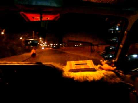 Taxifahrt von Hurghada nach Makadi Bay.