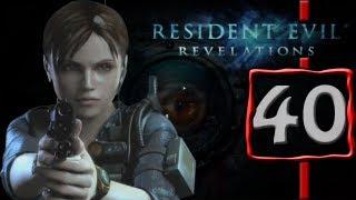 Vamos jogar Resident Evil Revelations Episódio 12-2 Último Boss detonado PC - parte 40