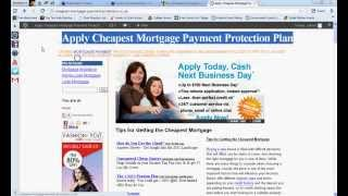 Mortgage Payment Protection Insurance-Cheapest Quotes Online UK