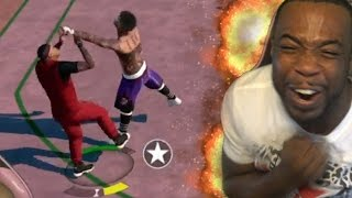 TRASH TALKER GETS EXPOSED! Game Winner! In NBA 2k16