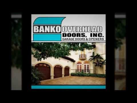 Banko Garage Doors - Garage Door Installation & Repair In Tampa, FL