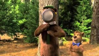 Медведь Йоги Русский трейлер 2010 HD  HD 720p  Трейлер на русском529
