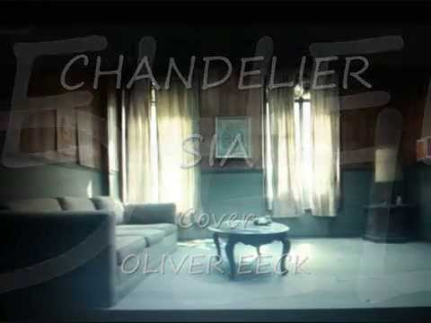 Chandelier,Sia,Cover Oliver Eeck