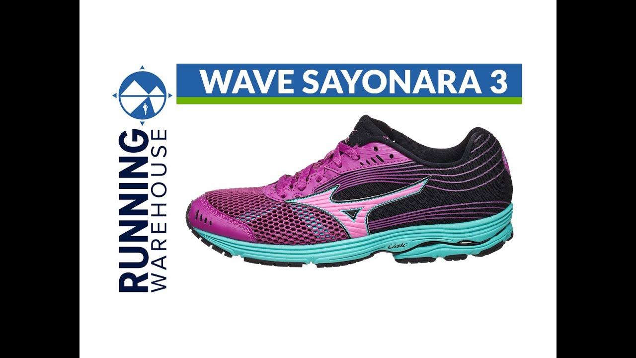 Mizuno Wave Sayonara 3 for women