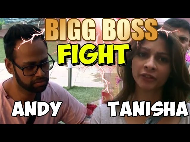 Bigg Boss 7 24th September 2013 - Day 9 | Tanisha & Andy's FIGHT in the Kitchen Travel Video