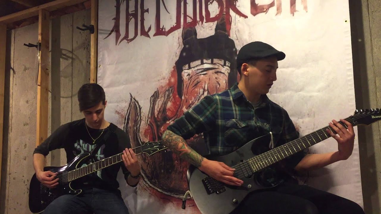 #Bloodpit - Guitar Playthrough (Official)