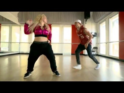 """Fat Chicks"" Dance Routine 