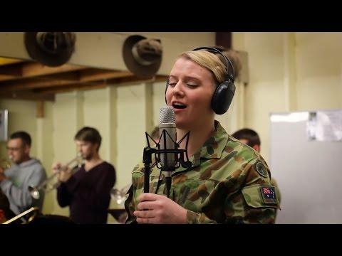 I Am Australian - The Lancer Band (Australian Army)