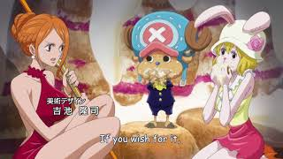 One Piece Opening 20 - [HOPE] English Sub 1080p