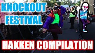 SKITZ HAKKEN/GABBER COMPILATION 2019   Knockout Outdoor Festival