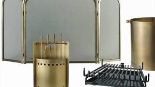 modern Şömine Maşa takımı şömine ekipmanları