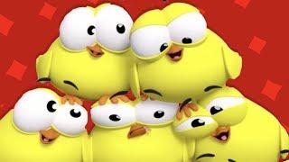 10 Küçük Civcivcik -  En Güzel Çocuk Şarkıları