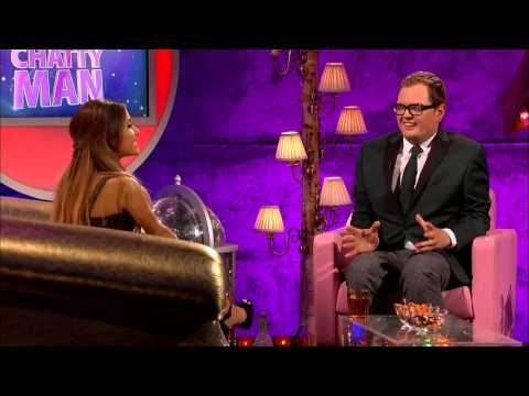 Alan Carr: Chatty Man, Ariana Grande Interview [HD]