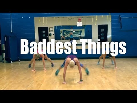 Baddest Things - Party Favor & NYMZ | Cardio Party Mashup Fitness Routine