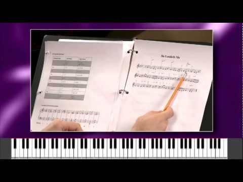 Lead sheets: How to play them on the piano