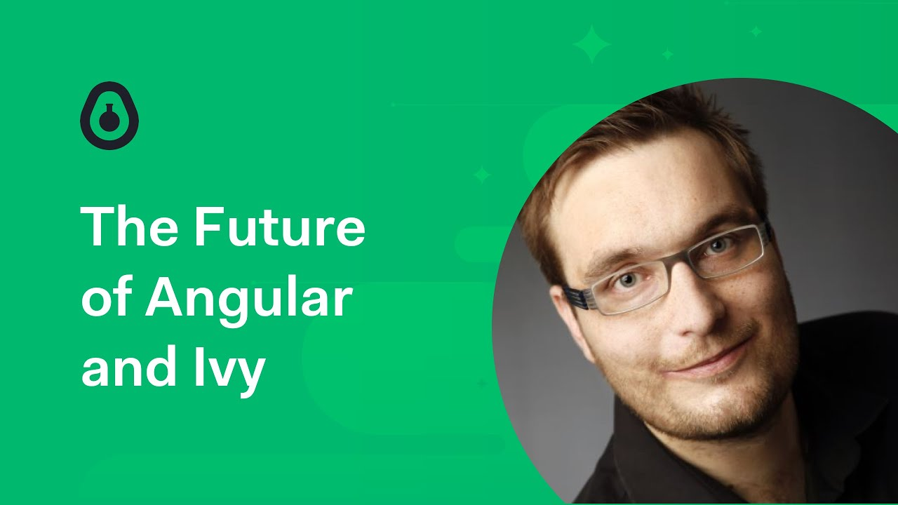 The Future of Angular and Ivy - Manfred Steyer