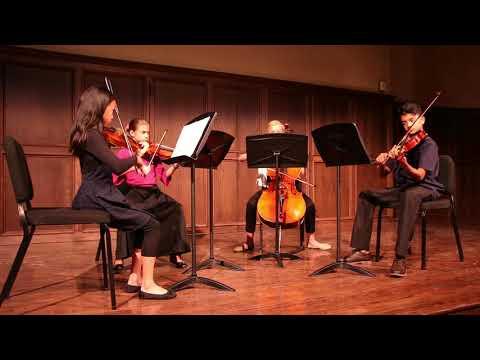 AFA 2018 Summer Chamber Music Recital  Country Club  Scott Joplin