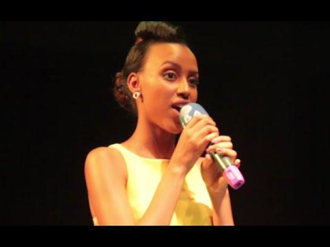 Miss Rwanda 2015 Pre selection of 15 girls @Petit Stade Amahoro