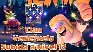 Clan Venezuela Subida a Nivel 13 | Ataques ★★★ | Clash Of Clans